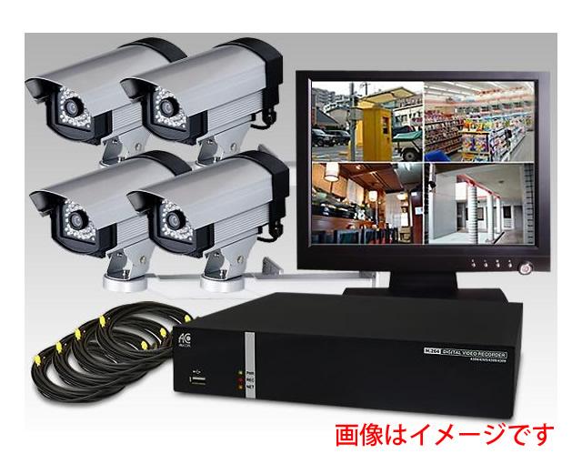 カメラ・モニターセット型